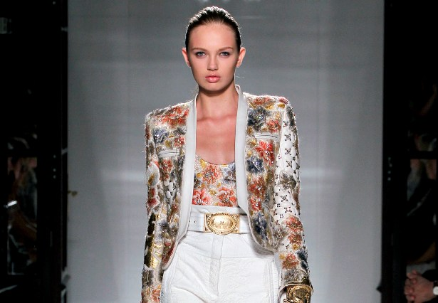 Balmain za proljeće 2012. (Foto: Vogue.co.uk)