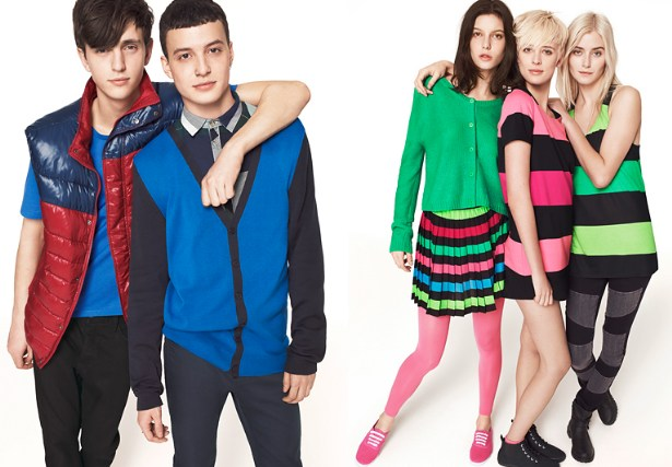 H&M - Color Blocking