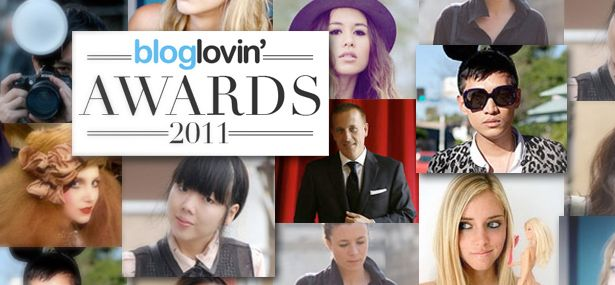Bloglovin' Awards