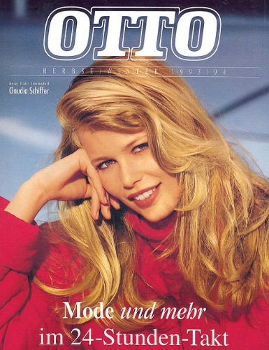 Claudia Schiffer (Foto: Otto Press Photo)