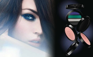 Make-up by Giorgio Armani