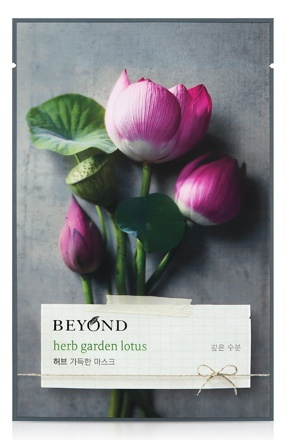 Beyond Herb Garden Lotus Mask
