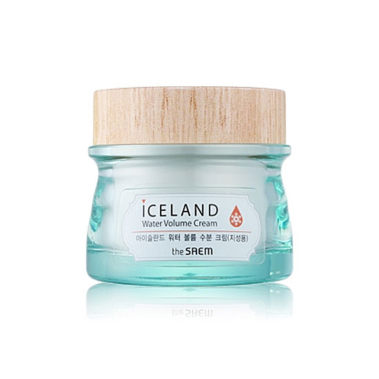 TheSaem iceland hydrating water volume cream