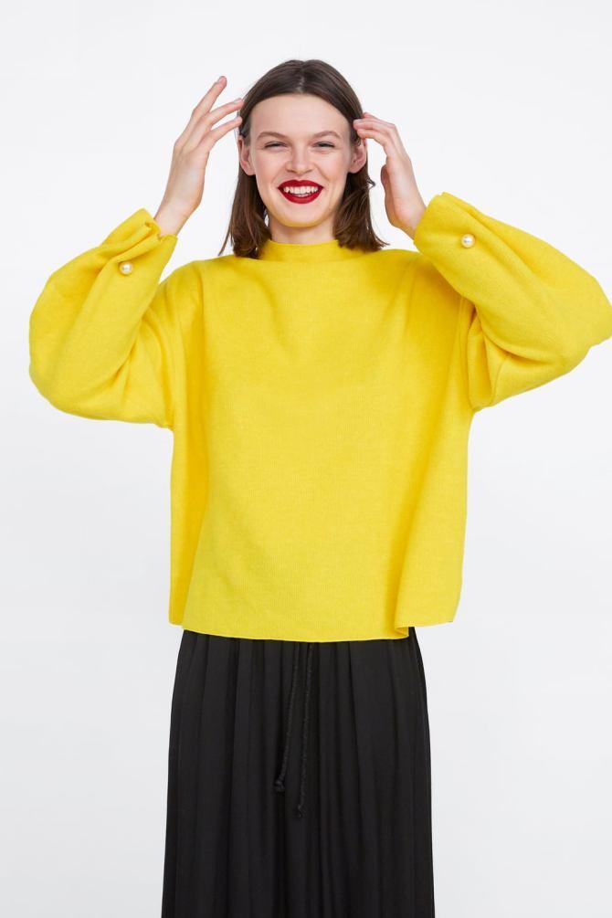 93a6bdd746 Zara za proljeće 2019  Baš sve je ŽUTO