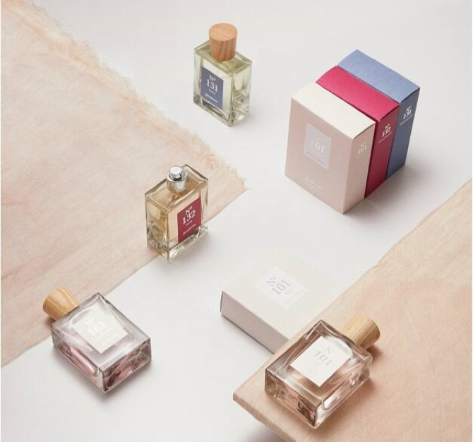 The Fragrance Library