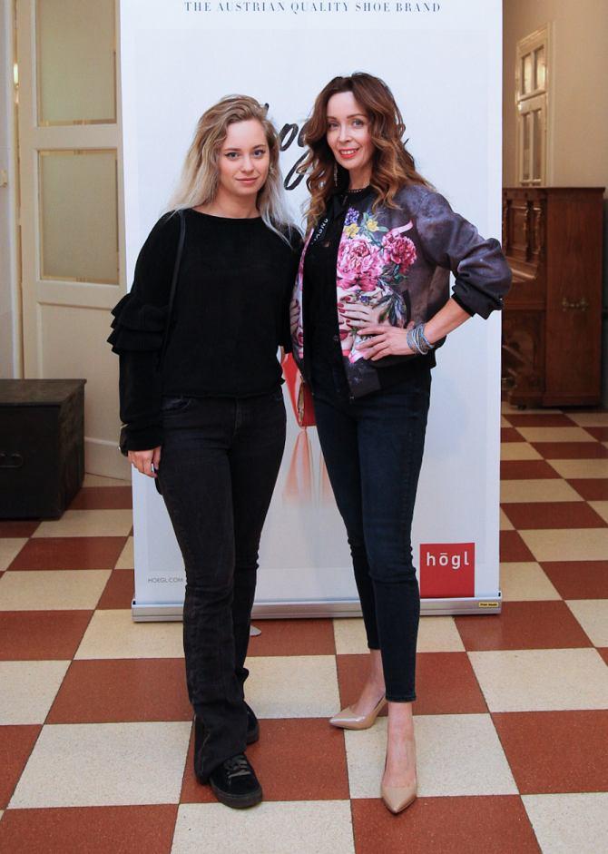 Morana Saračević s kćerkom