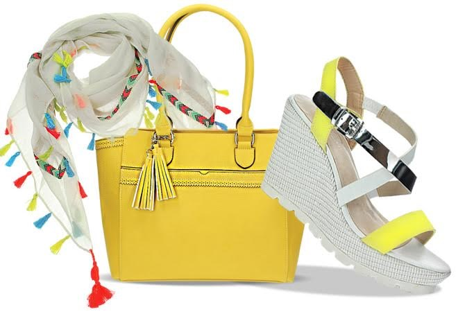 13233671255c Sandale + torbe  Tri trendy color kombinacije za ljeto 2016. - Modni ...