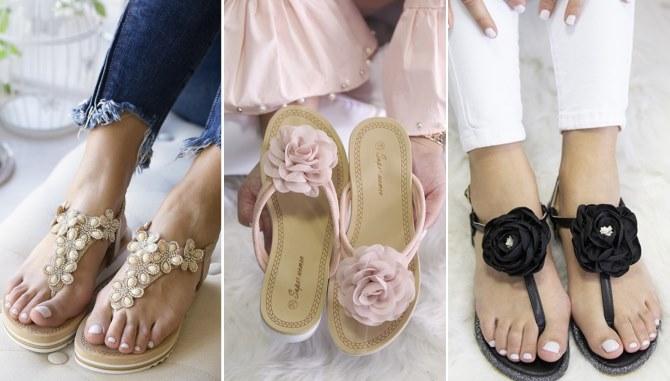 Sandale za ljeto 2018. godine   Foto: Manzara