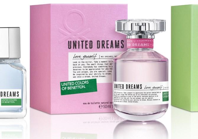 87fa177cef United Dreams  Neodoljivi mirisni noviteti iz Benettona - Parfemi ...