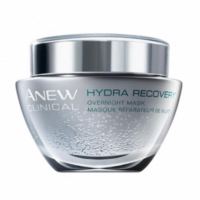 Noćna maska Anew Clinical