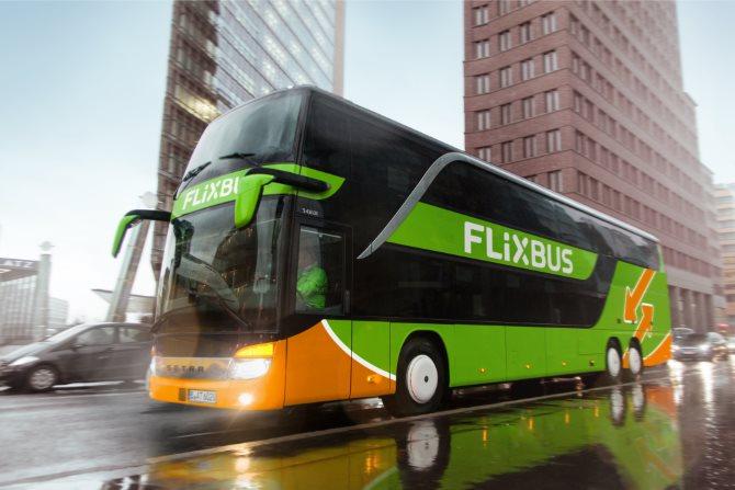 FlixBus vas vodi na 1400 europskih destinacija