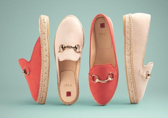 Espadrile | Foto: Hogl Shoe Fashion