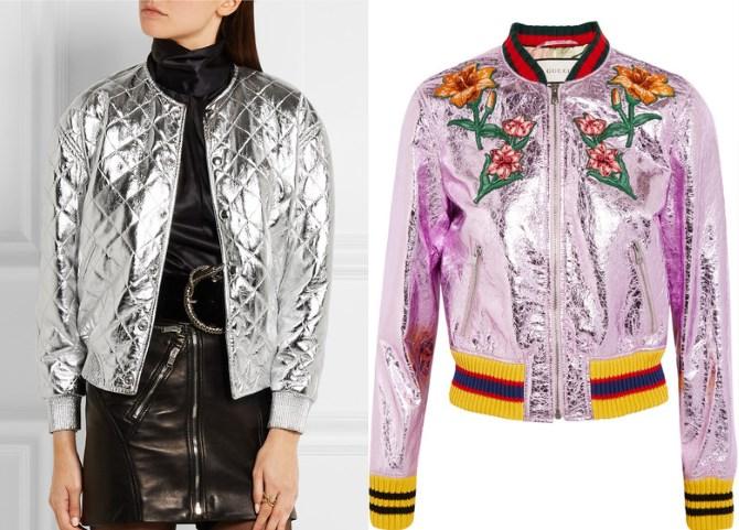 Saint Laurent (lijevo) i Gucci (desno)