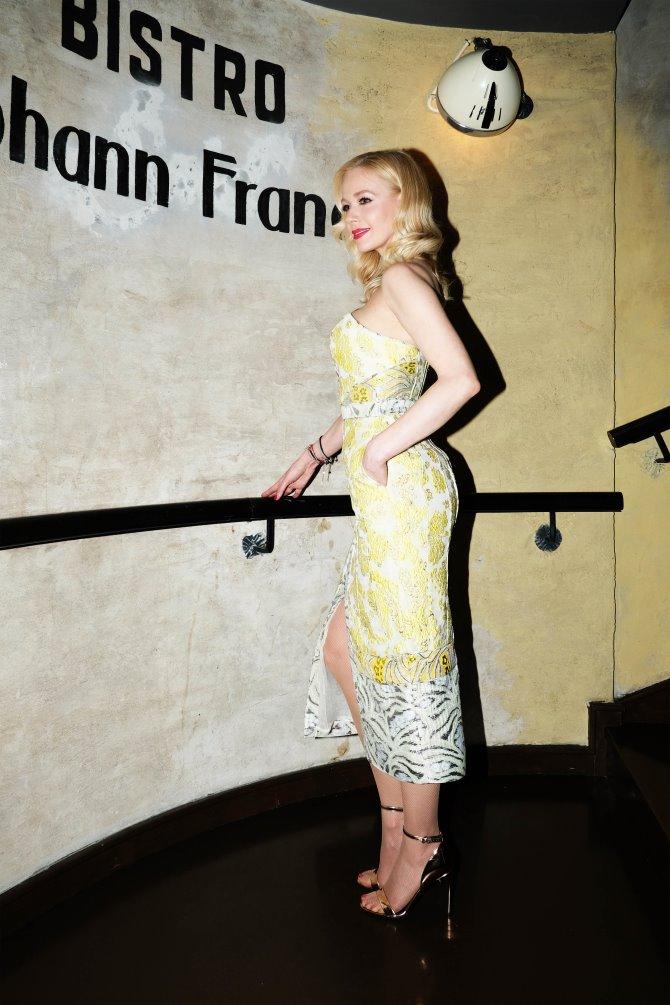 Jelena Rozga u haljini H&M Conscious Exclusive