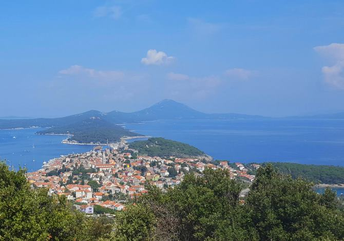 Mali lošinj, Hrvatska | Ilustracija | Foto: CroModa