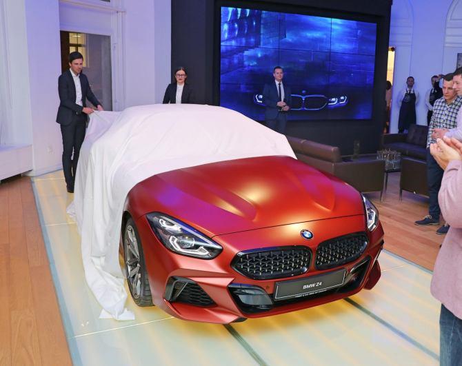 Novi BMW serije 3 u Zagrebu