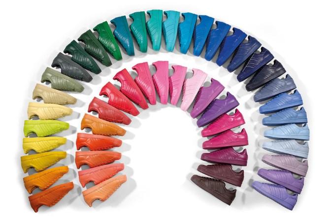 adidas superstar u boji