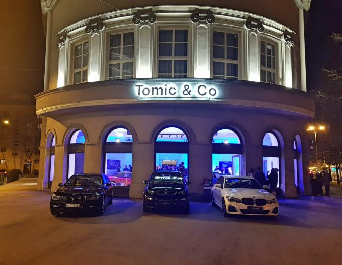 BMW Tomić City Store