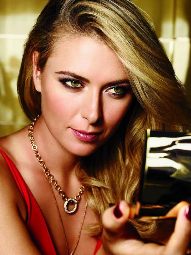 Marija Šarapova za Avon Luxe