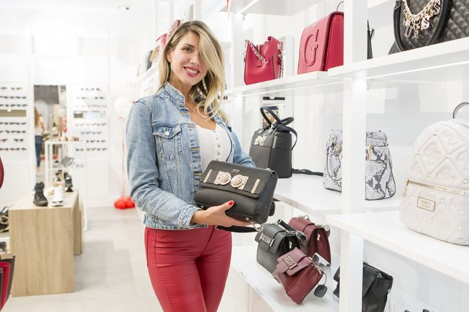 Novi Guess Accessories smješten je u City Centeru one