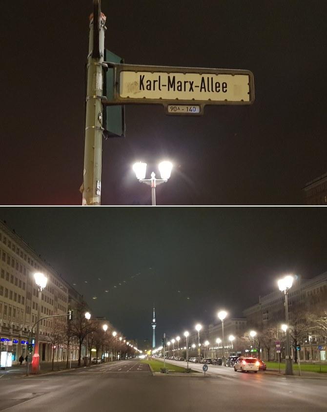 Široka i hladna - Karl-Marx-Allee