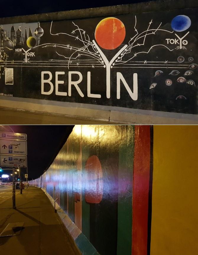 East Side Gallery kao spomen na Berlinski zid | Foto: CroModa