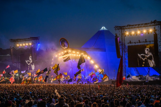 Foto: Andrew Allcock, Glastonbury Press
