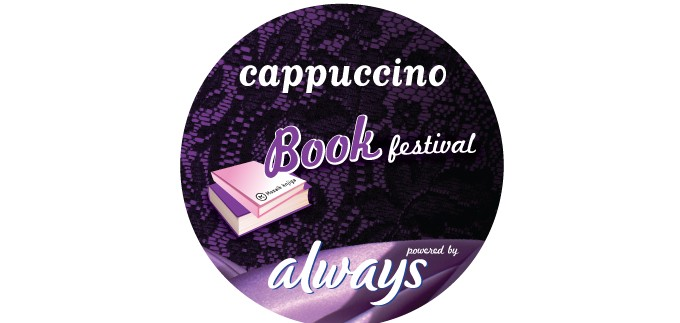 Cappuccino Book Festival powered by Always