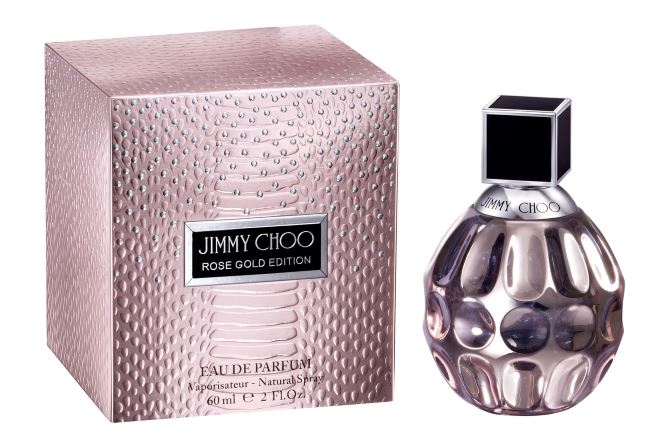 Jimmy Choo Rose Gold Edition
