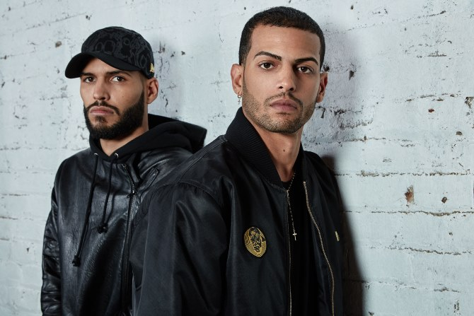 The Martinez Brothers | Foto: Greg Swales