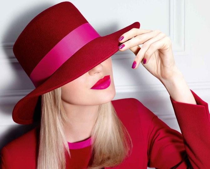 Ove zime na usnama i noktima nosimo boje fuksije! - Make-up - CroModa