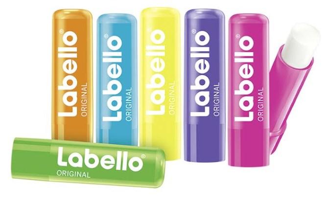 Labello Original Neon