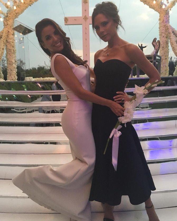 Eva Longoria i Victoria Beckham | Foto: Instagram
