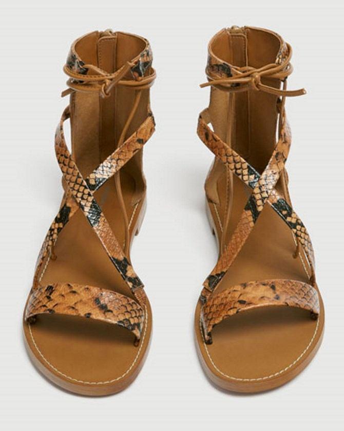 6e6516b2a1 Sandale za proljeće 2019  Noviteti su tu