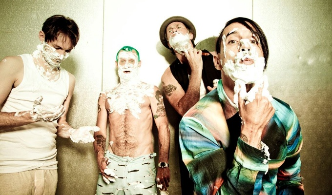 Red Hot Chili Peppers (Foto: Ellen von Unwerth)