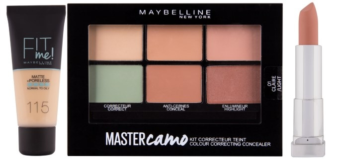 Proljetni make-up noviteti iz Maybellinea New York