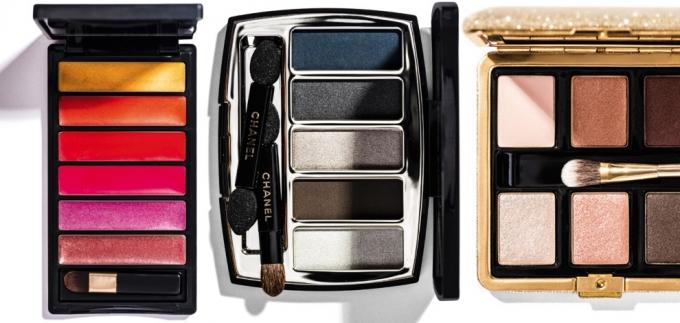 Blagdanski make-up: 5 najljepših božićnih paleta! - Make-up - CroModa