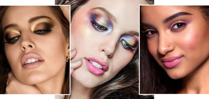 Make-up trendovi za jesen 2017: Metalik sjenila za oči su IN!