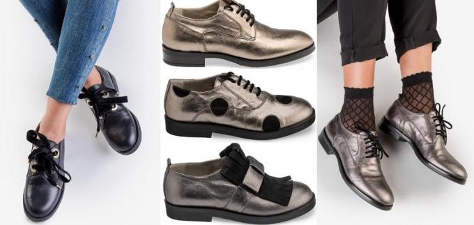 Oxford cipele su u điru: I ove jeseni nosimo vječni modni klasik!