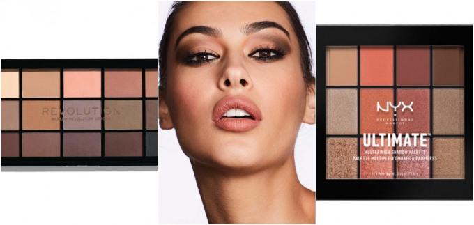 5 nude paleta sjenila za vašu kozmetičku torbicu - Make-up - CroModa