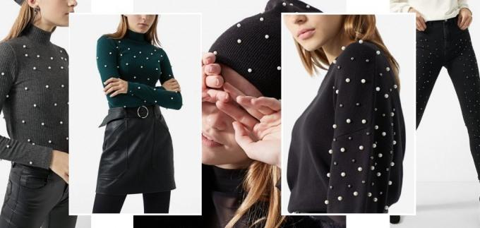 Perle su najveći zimski hit, evo kako ih nositi!