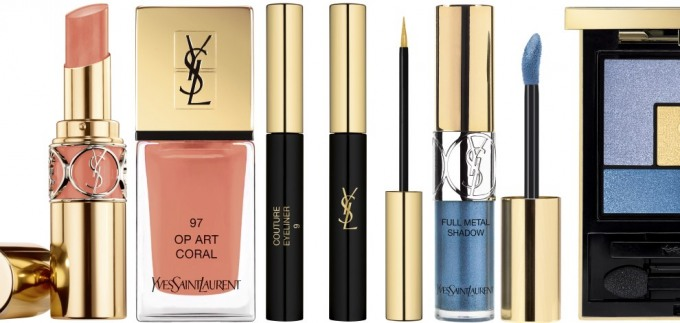 YSL make-up za proljeće 2018: Prepustite se bojama!
