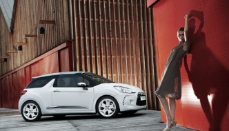 Citroen DS3 u 'Anti retro' stilu