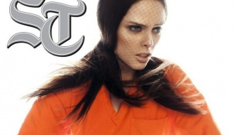 Coco Rocha za The Sunday Telegraph