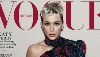 Katy Perry blista kao nova cover girl australskog Voguea