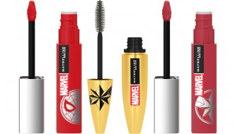 Spremni za Maybelline New York X Marvel?