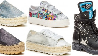 Replay Footwear S/S 2018: Ovo su naši proljetni favoriti!