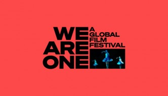 Globalni filmski festival 'We Are One' 29. svibnja