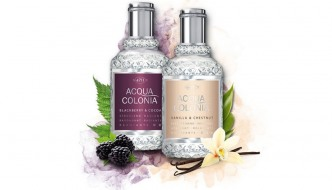4711 Acqua Colonia Blackberry & Cocoa i Vanilla & Chestnut