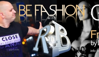 'Be Fashion With RNB Music' u petak u Gallery Clubu